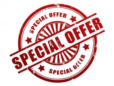 **SPECIAL OFFERS**